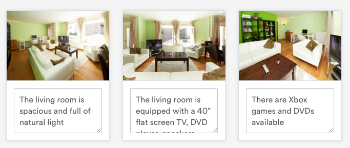 Airbnb pictures