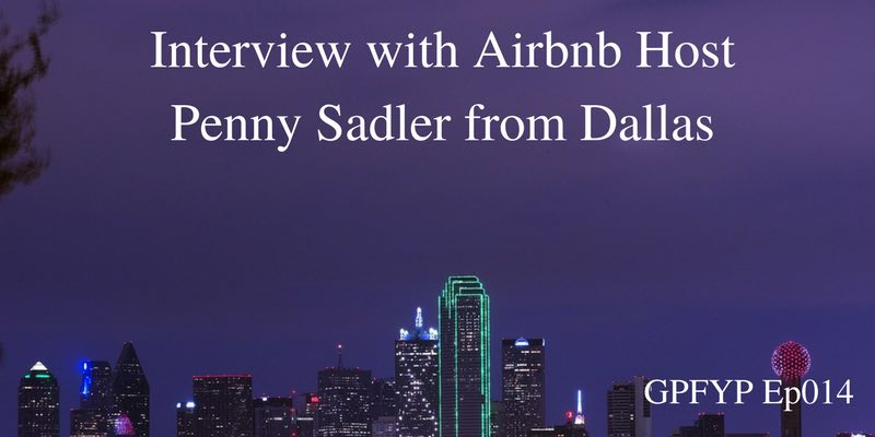 EP014- Interview with Penny Sadler from Dallas