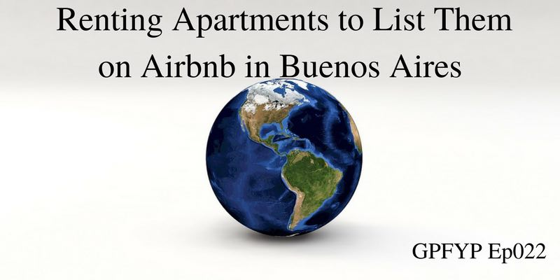 EP022- Using Airbnb In South America With Travel Expert Renate Rigters Who Has That Wanderlust
