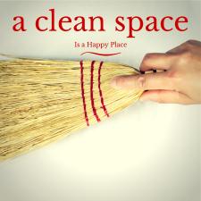 A clean Airbnb space