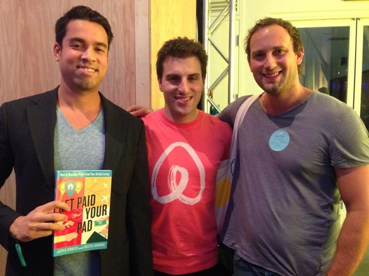 Airbnb Open Brian Chesky