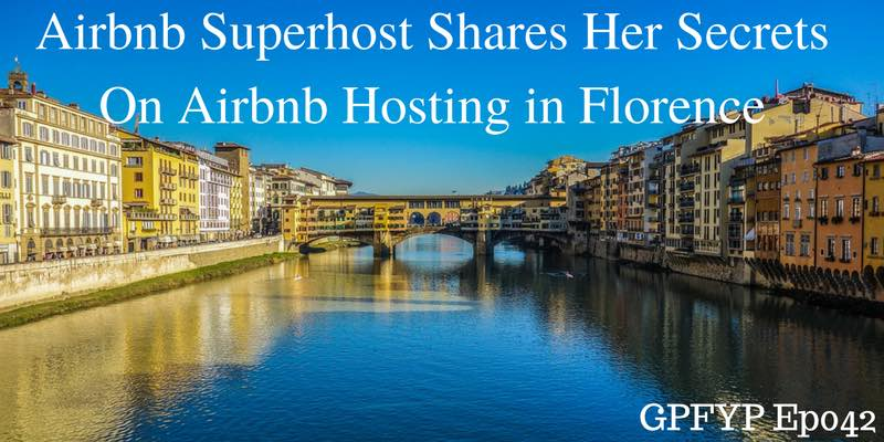 EP042- Airbnb Superhost Nada Di Guida From Italy Shares Her Secrets On Airbnb Hosting