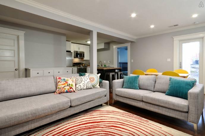 Airbnb Listing San Francisco