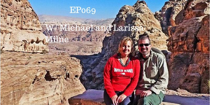 Michael and Larissa Milne