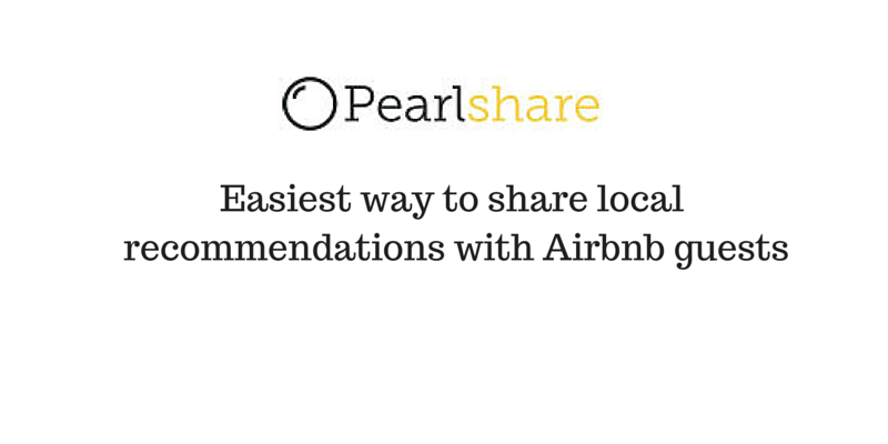 Easiest way to share local recommendations