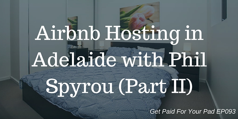 Airbnb Hosting in Adelaide