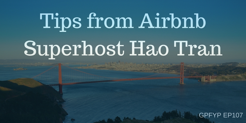 tips from airbnb superhost Hao Tran