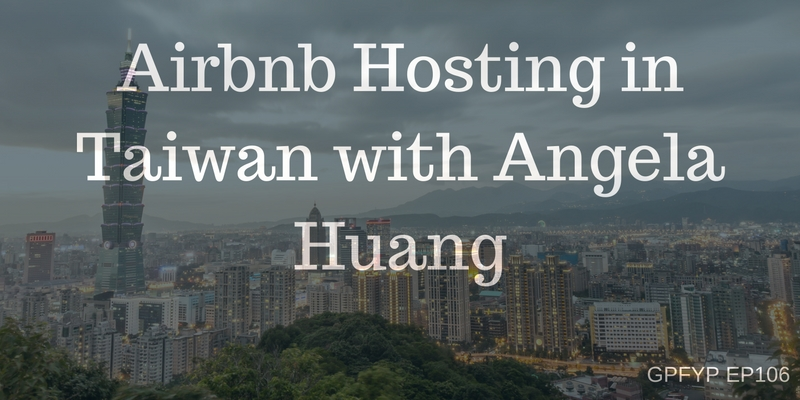 Airbnb hosting in Taipei