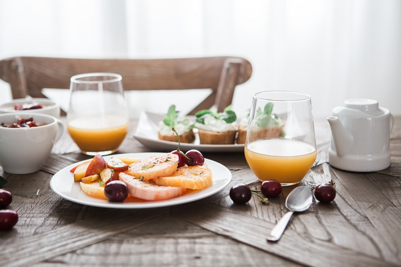 airbnb add on services breakfast and dinner