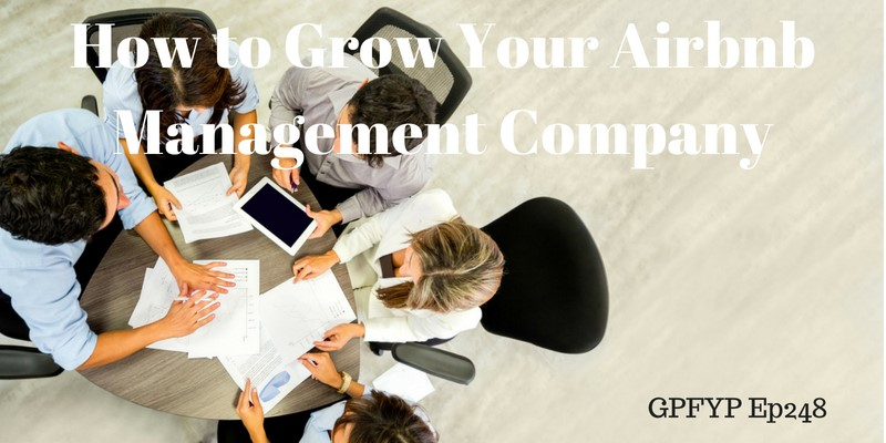 How to Grow Your Airbnb Management Company