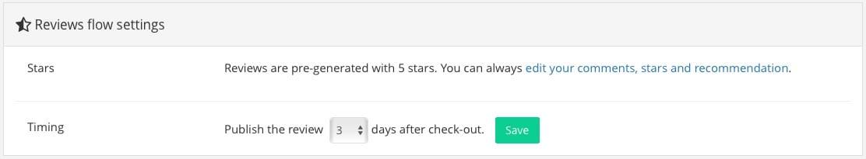 Smartbnb-review-flow-settings