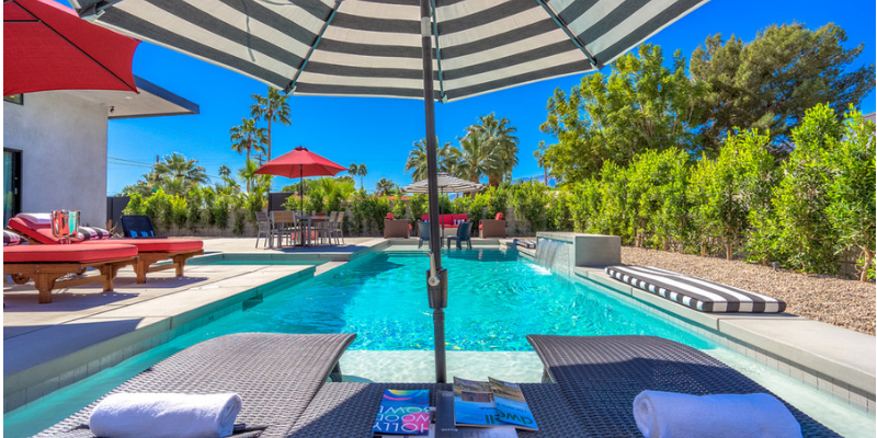 Running Three Luxury Vacation Rental Villas in Palm Springs
