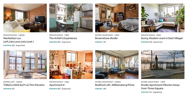 How Airbnb Personalization Affects Search Rankings