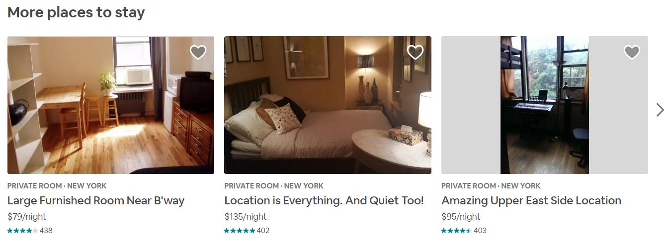 airbnb seo