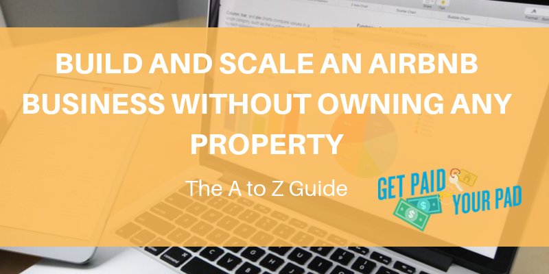 scaling an airbnb business