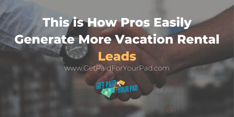 vacation rental leads