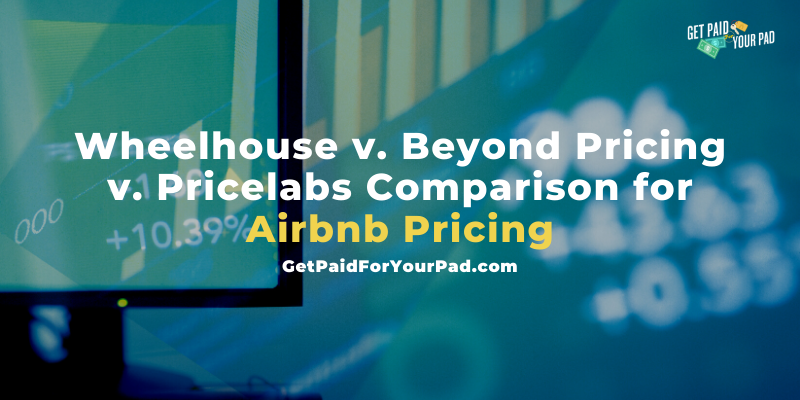 Wheelhouse v. Beyond Pricing v. Pricelabs