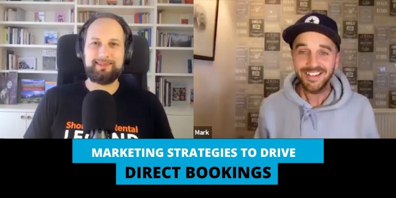 direct bookings vacation rental marketing