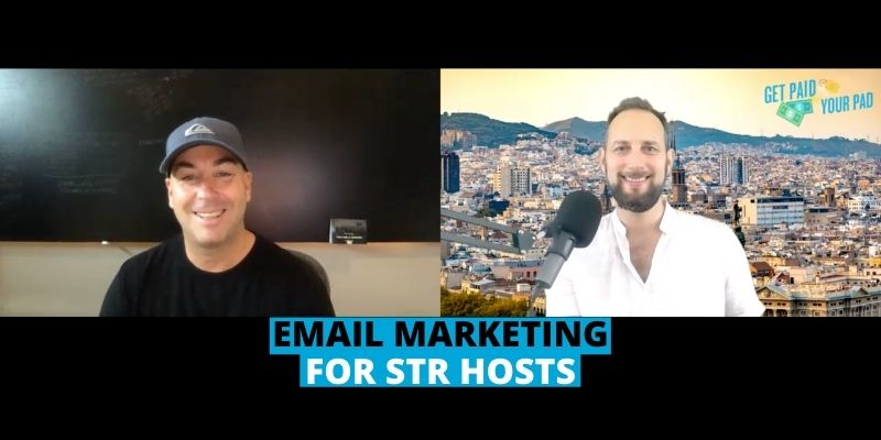 email marketing for STR hosts