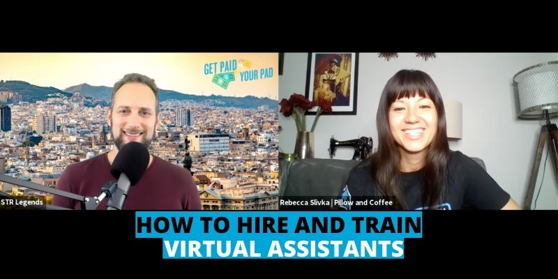 How to hire and train virtual assistants