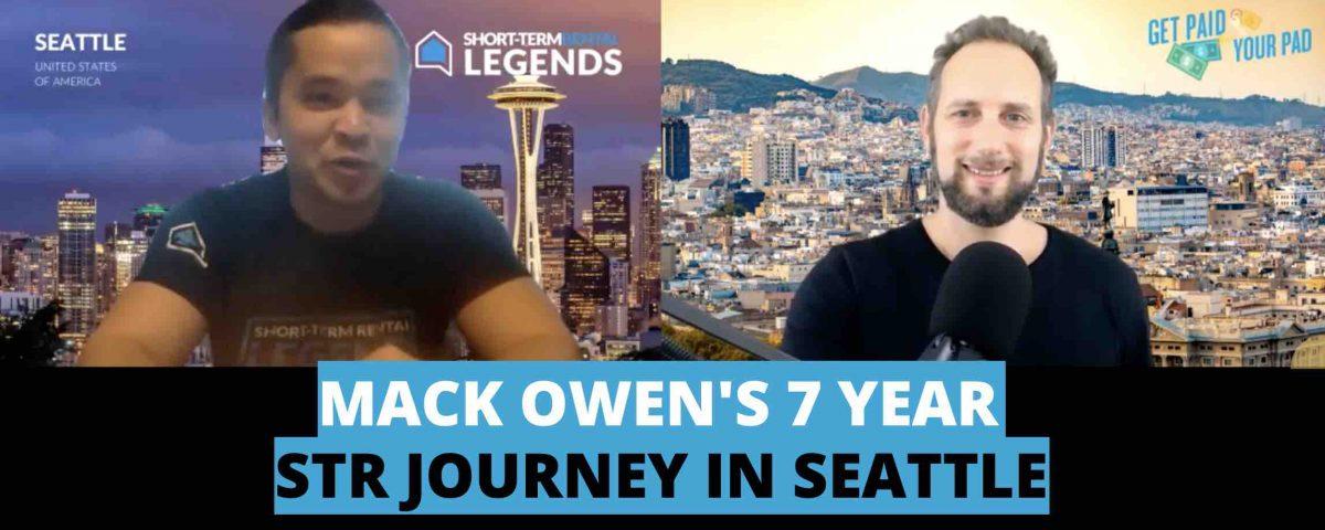 Mack Owen's 7 year STR journey in Seattle