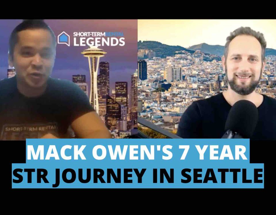 Mack Owen's 7 year STR journey in Seattle