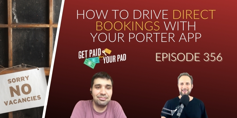 How to drive direct bookings with Your Porter App