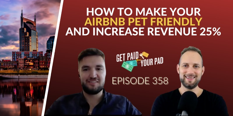 How to Make Your Airbnb Pet Friendly and Increase Revenue up to 25%