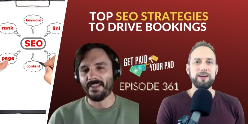 Top SEO strategies to drive bookings