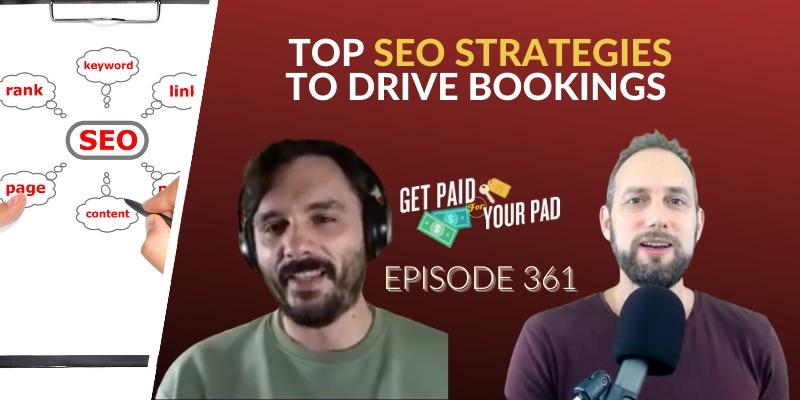 Top SEO strategies to drive bookings