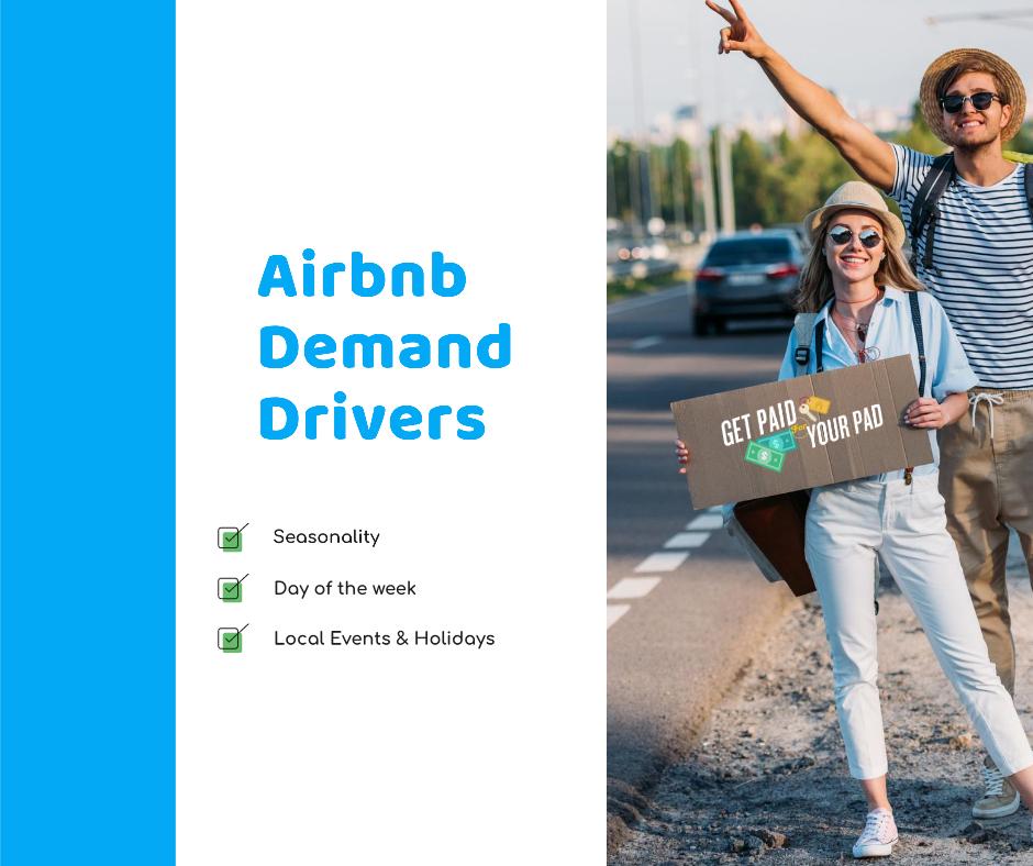 Recap of Airbnb Demand Drivers