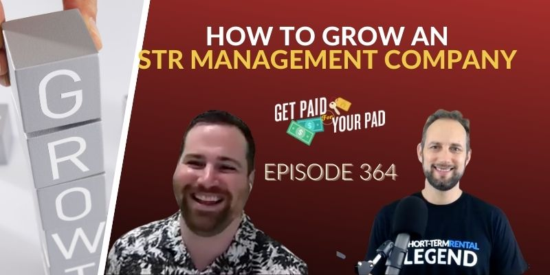 How to grow an STR management company
