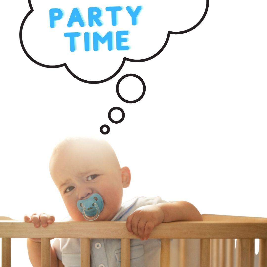 baby vs party