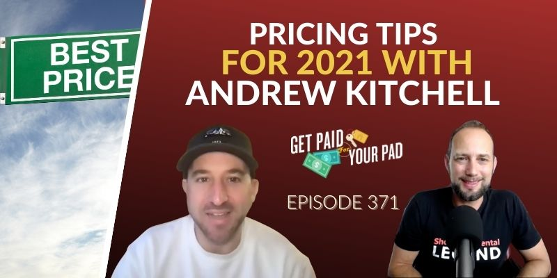 Pricing tips for 2021 with Andrew Kitchell