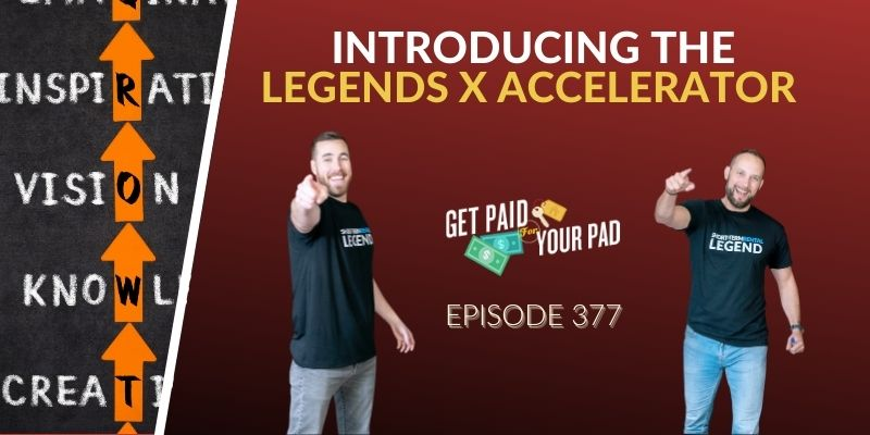 Introducing the Legends X Accelerator